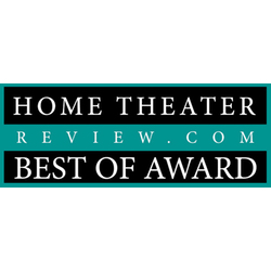 Home Theater Reivew Best of Award