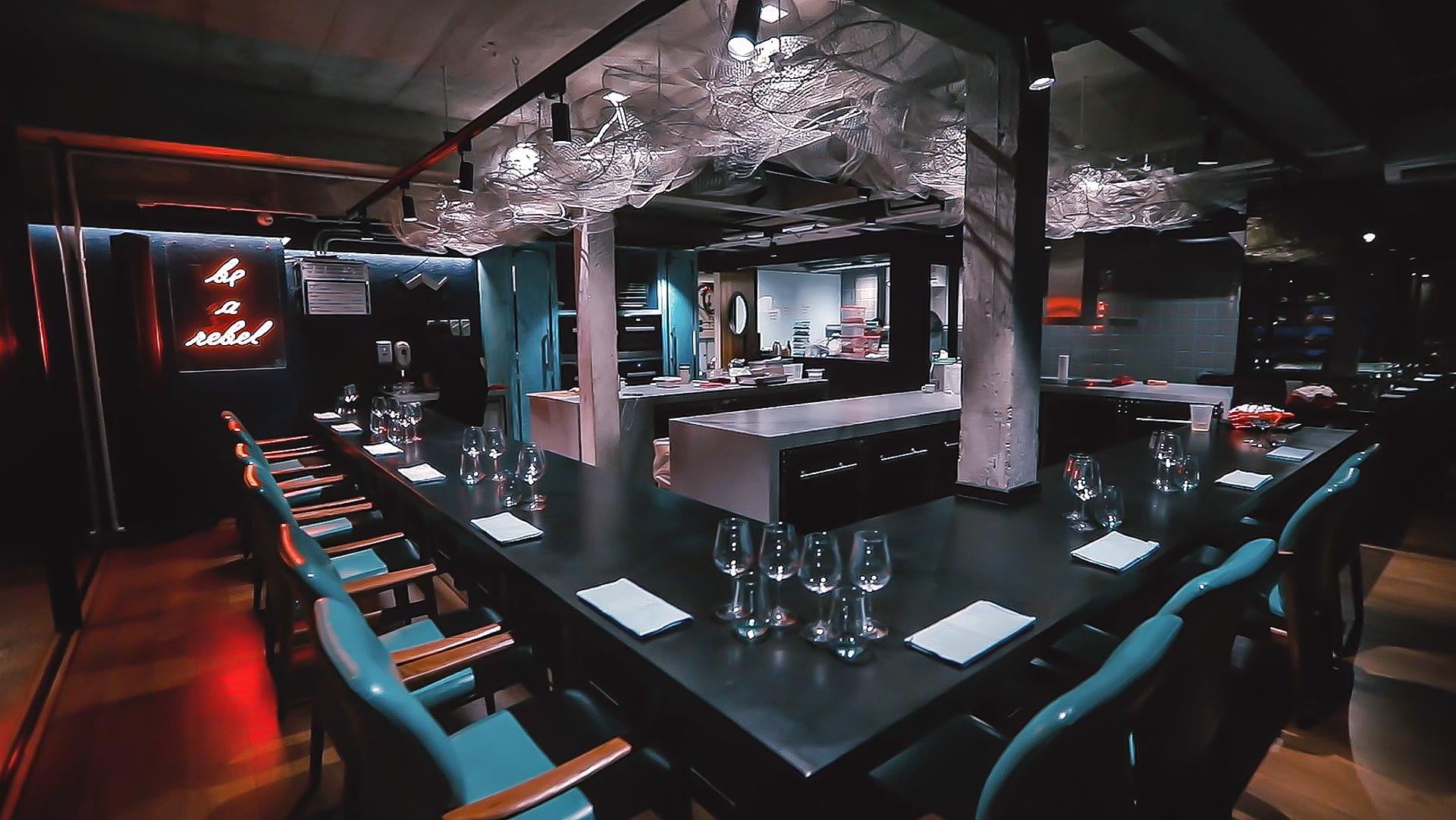 Gaggan Anand Restaurant 1