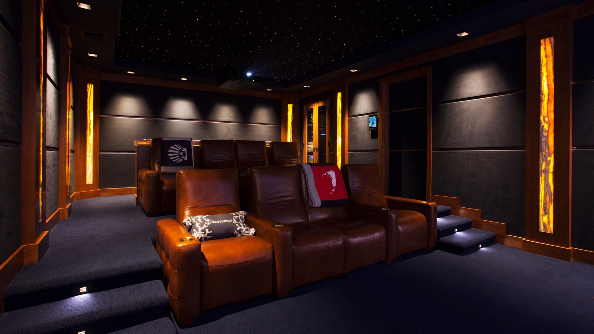 Nantucket Home Theater 7